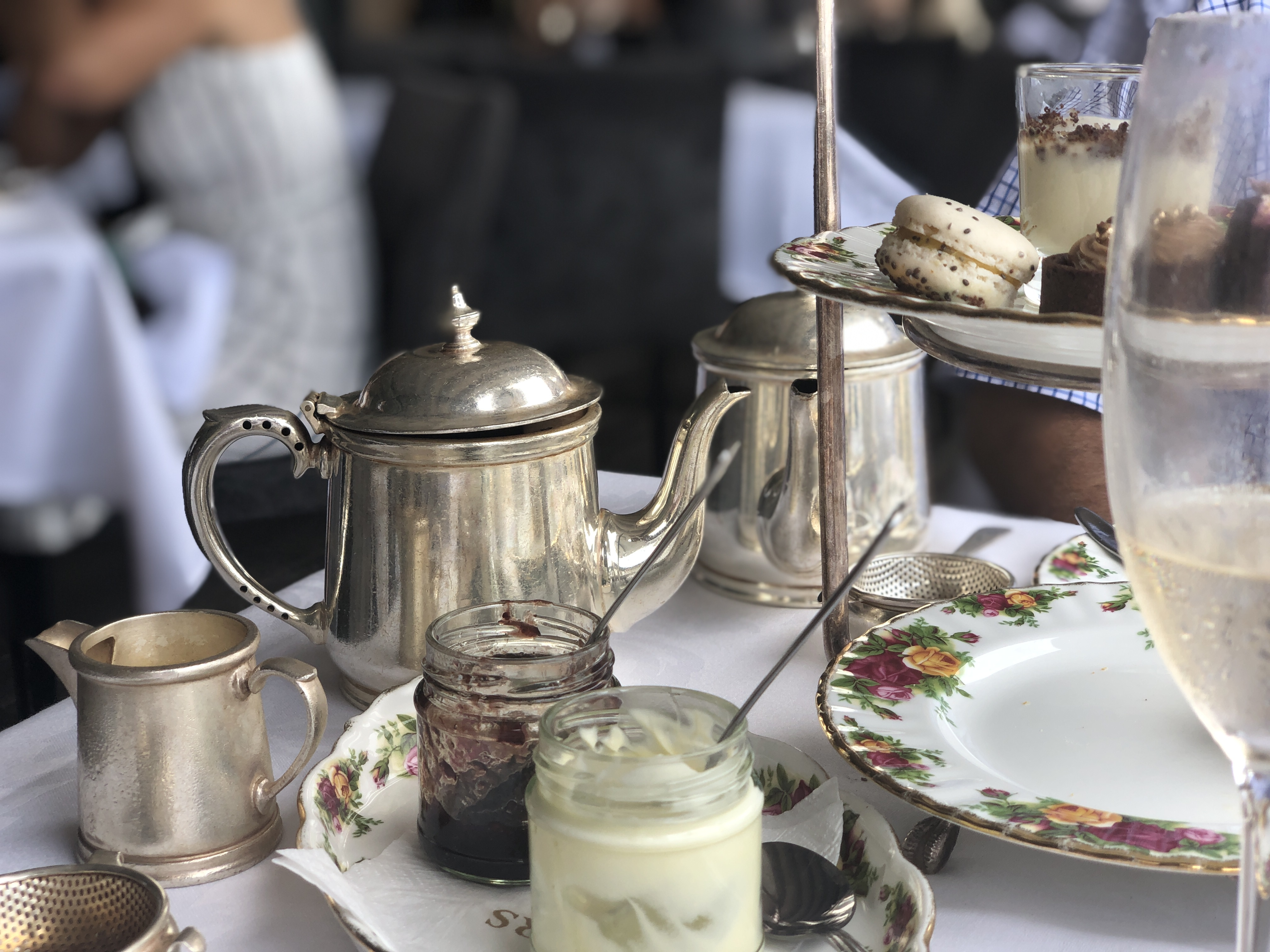 High Tea in Sydney
