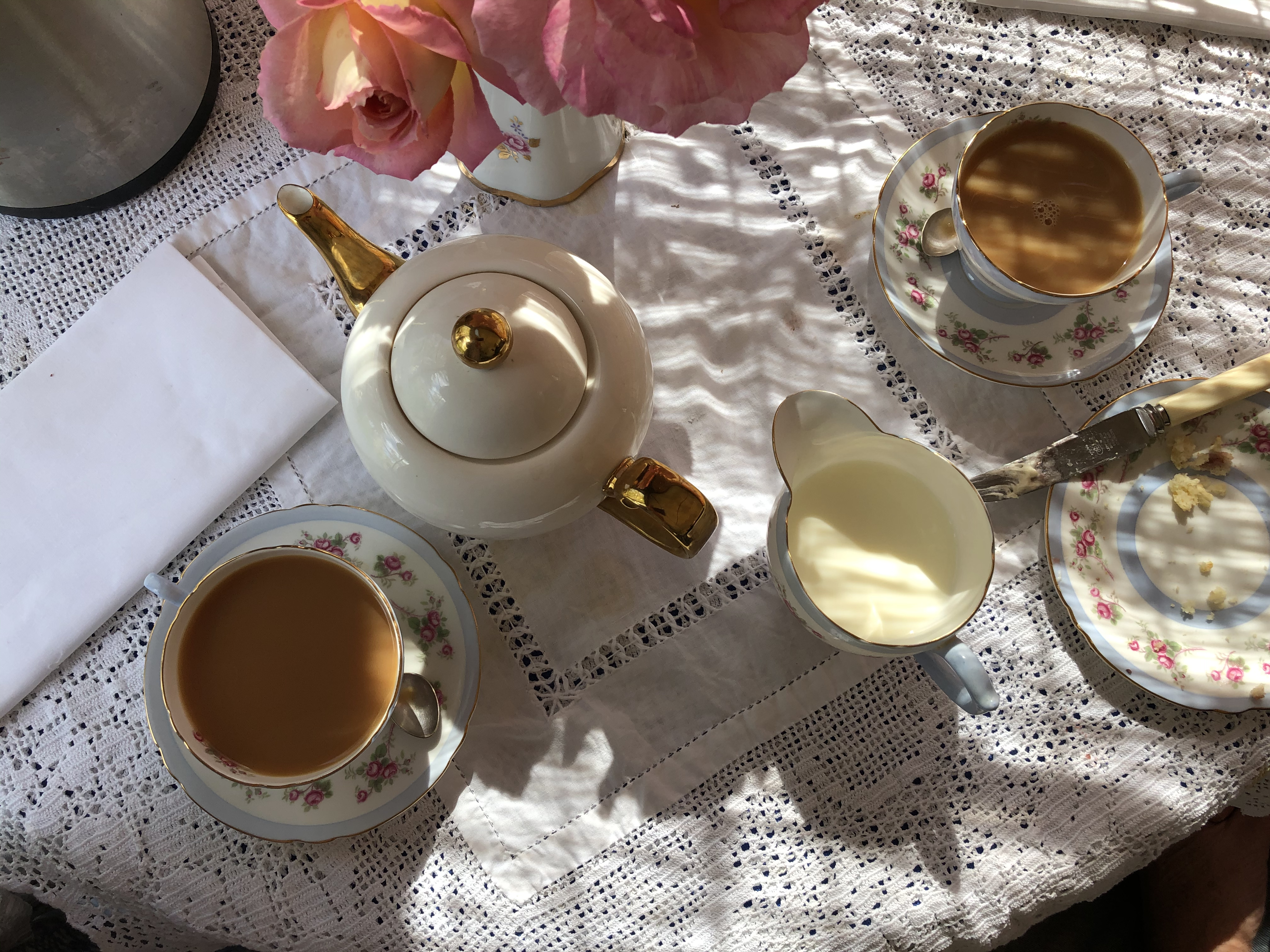"""""""A simple cup of tea is far from a simple matter."""""""
