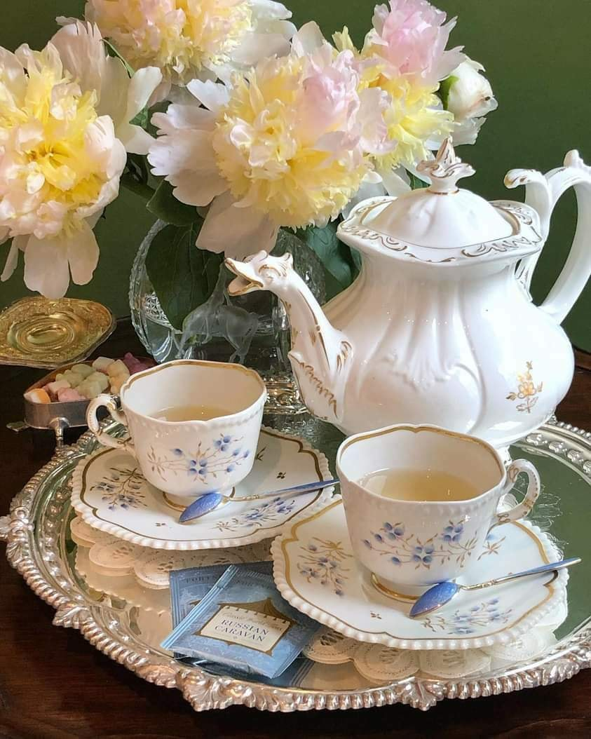 """""""Rainy days should be spent at home with a cup of tea and a good book."""""""